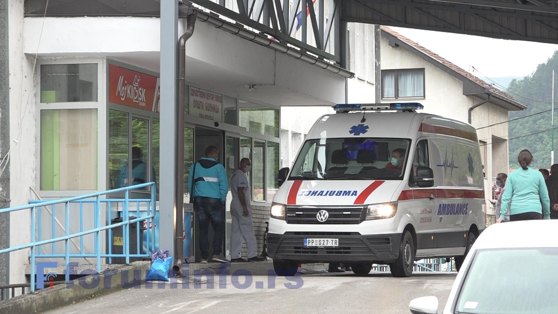 У Пријепољу седам новозаражених – У изолационом одељењу преминула једна особа