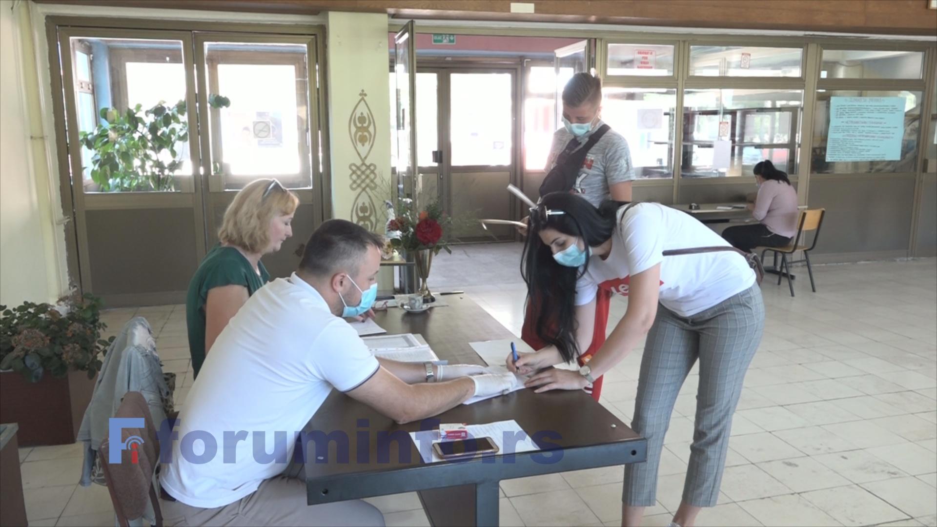 У три средње школе у Пријепољу већина места попуњена у првом уписном кругу