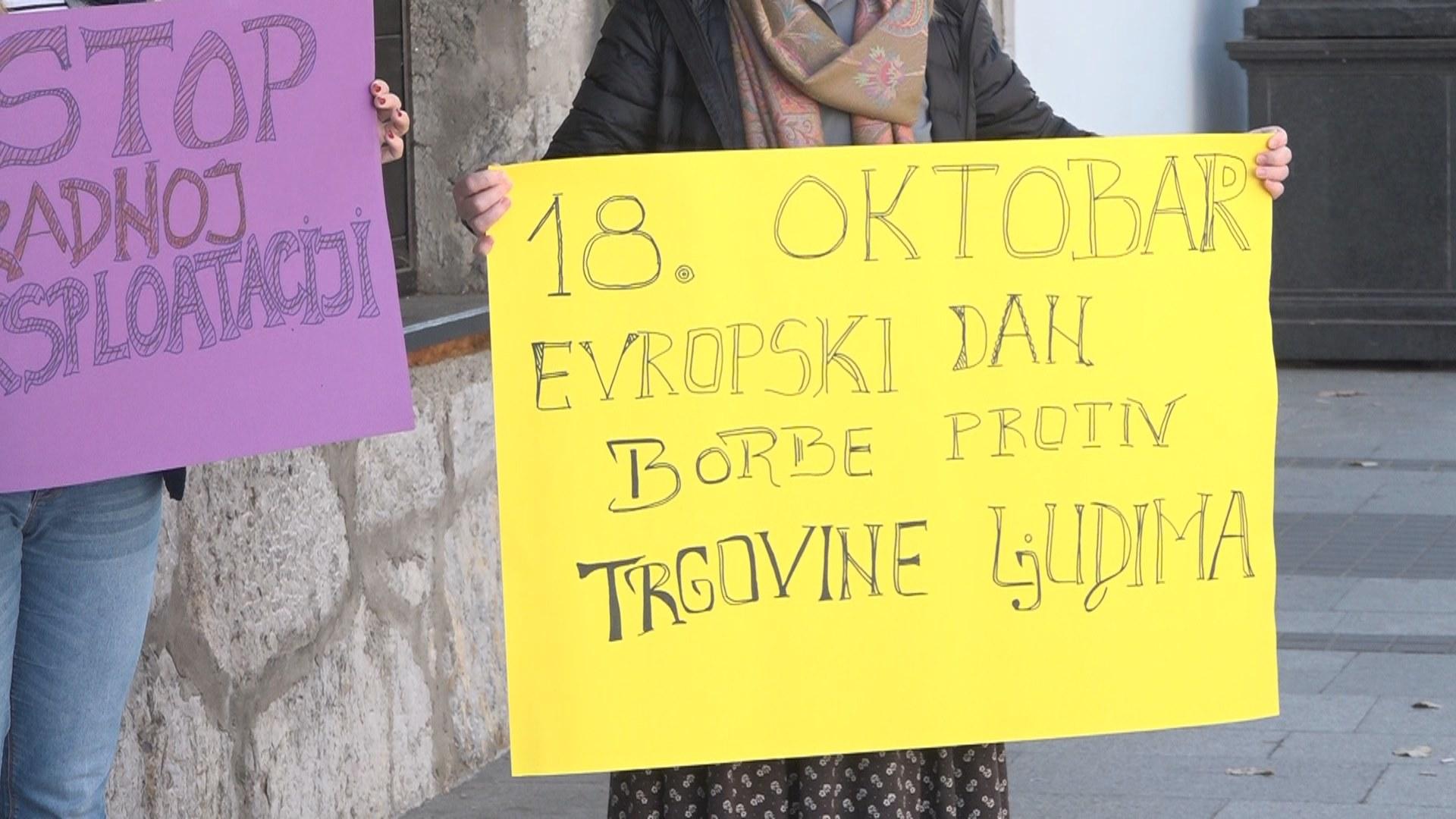 Од почетка године у Србији идентификоване 42 жртве трговине људима