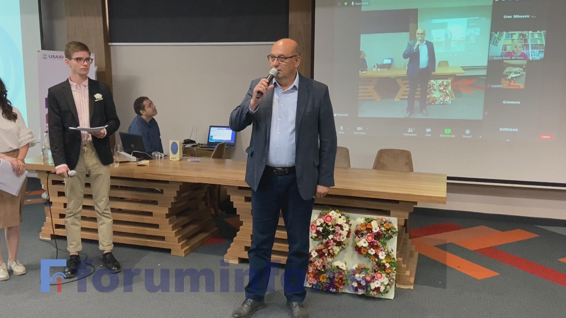 Драган Ђорђевић: У кризним ситуацијама локални медији су најпотребнији