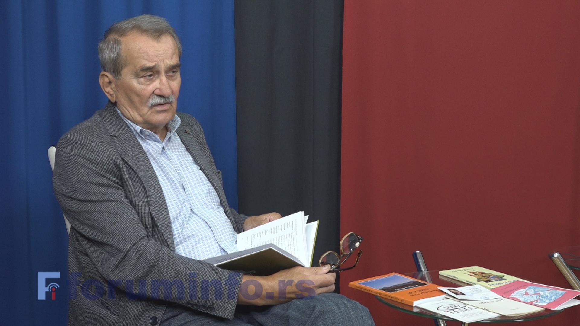 Љубомир Шуљагић у Удружењу књижевника Србије