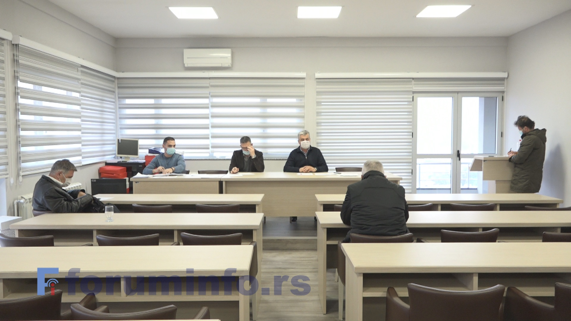 Др Изет Ђурђевић: Епидемиолошка ситуација у Пријепољу неповољна. Опрема се нова ковид амбуланта