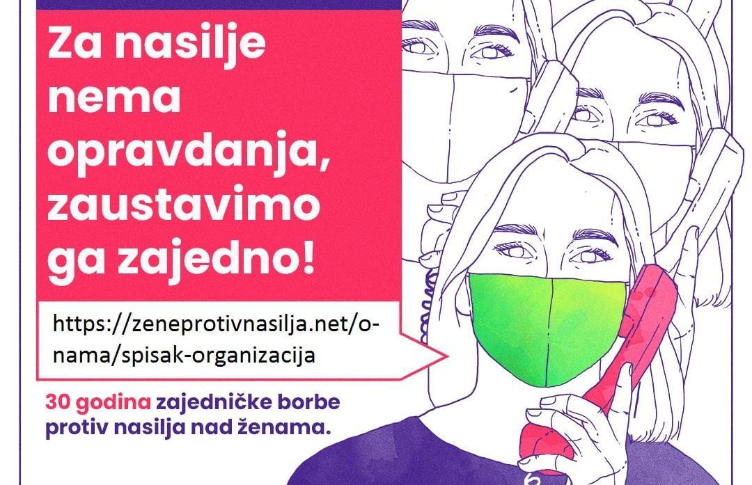 Од почетка године у Србији убијено 20 жена