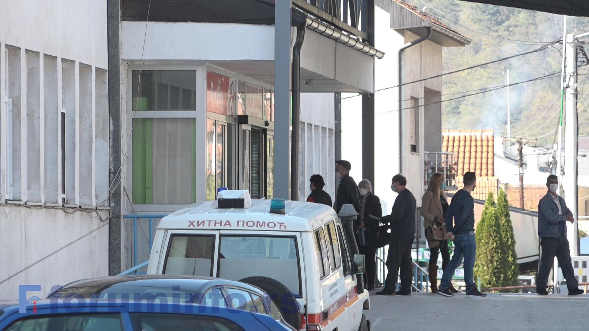 У Пријепољу 16 новооболелих – У пријепољској болници отворено Ковид одељење