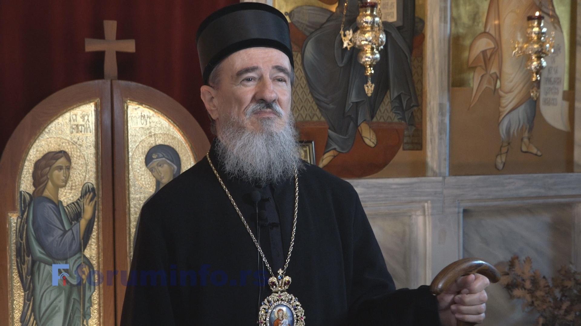 Епископ милешевски Атанасије: Суштина Божића је унапређивање односа са Богом и људи између себе