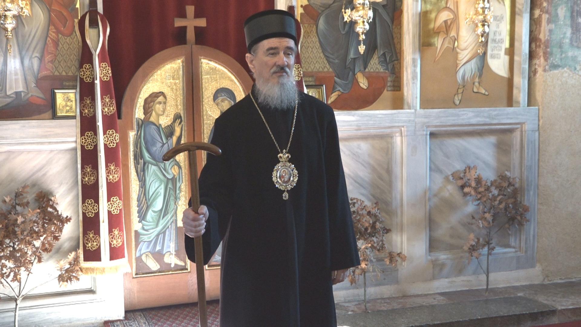 Епископ милешевски Атанасије: Бог нас није заборавио