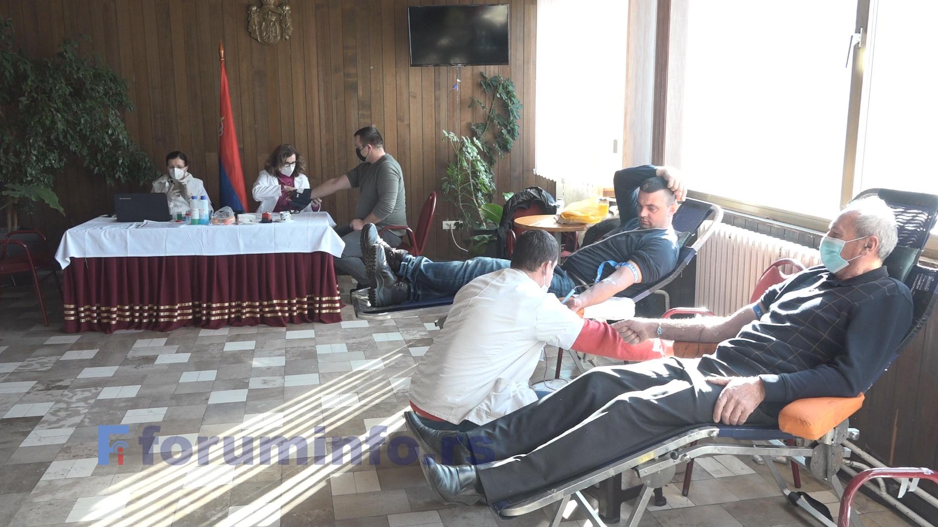 """Акција """"За Ивану и Саја"""": Хуманост показалo 57 добровољних давалаца"""