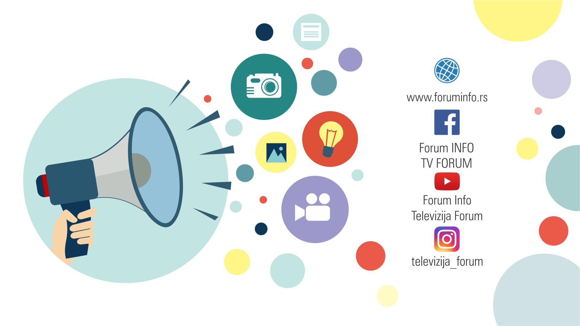 Информишимо заједно – учествујте у раду Форума