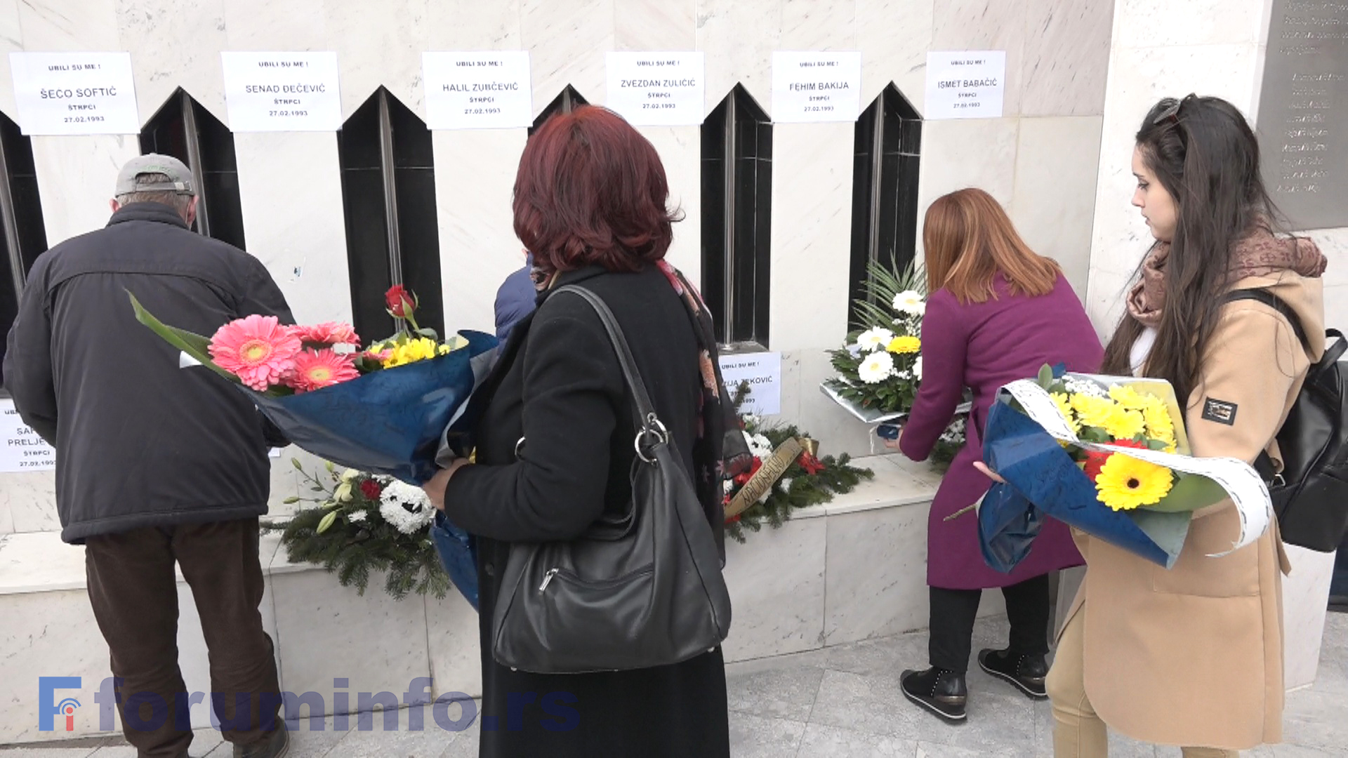 Обележена 28. годишњица злочина у Штрпцима: Без правде за жртве и њихове породице