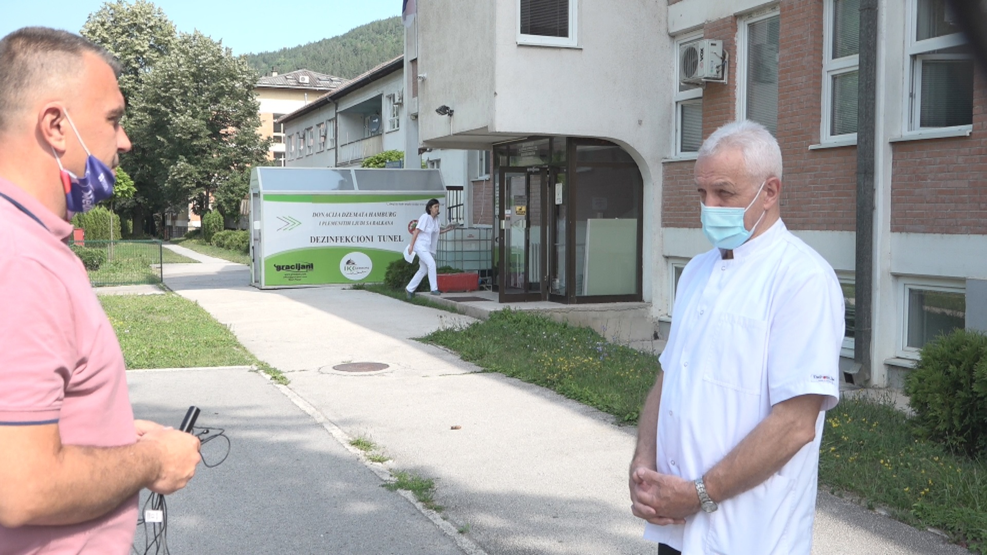 Др Сеад Поровић: Епидемиолошка слика у Пријепољу стабилна, али нема места опуштању