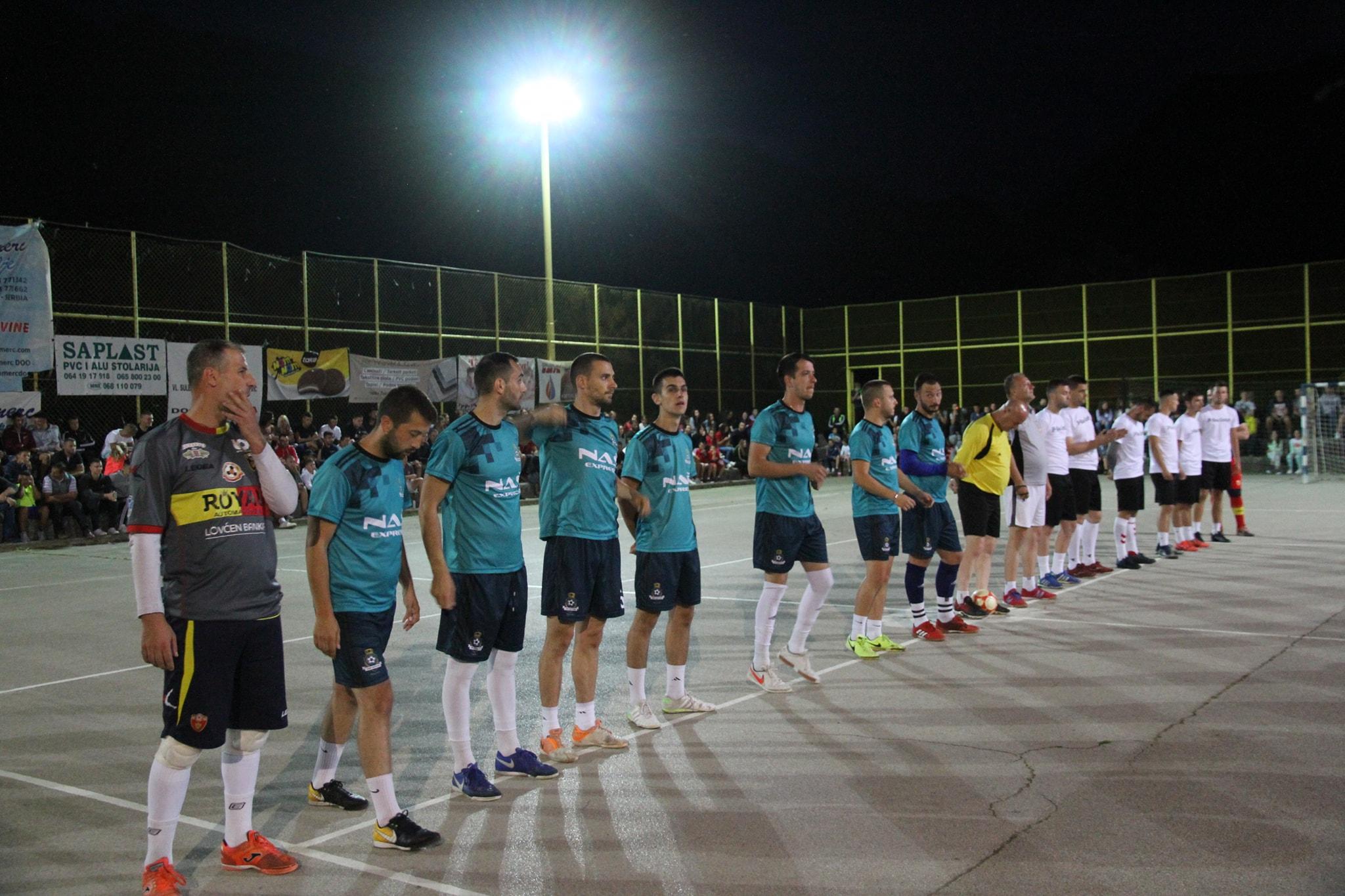 Летња лига Бродарево улази у завршницу  – На програму утакмице четвртфинала