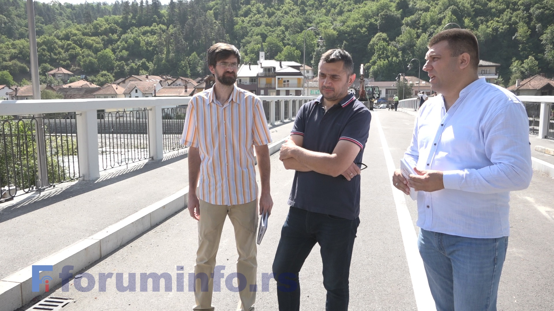 ОО ДВЕРИ Пријепоље: Недопустиво да се мост у Шарампову назове по окупатору