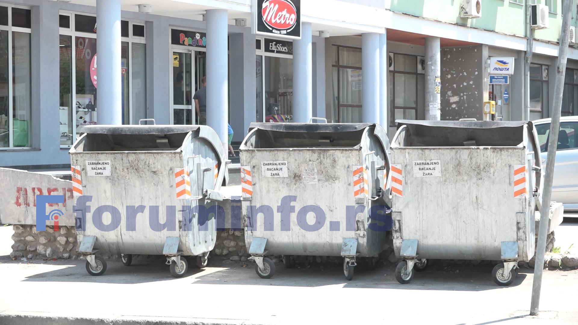 """ЈКП """"Лим"""" набавља 100 контејнера"""