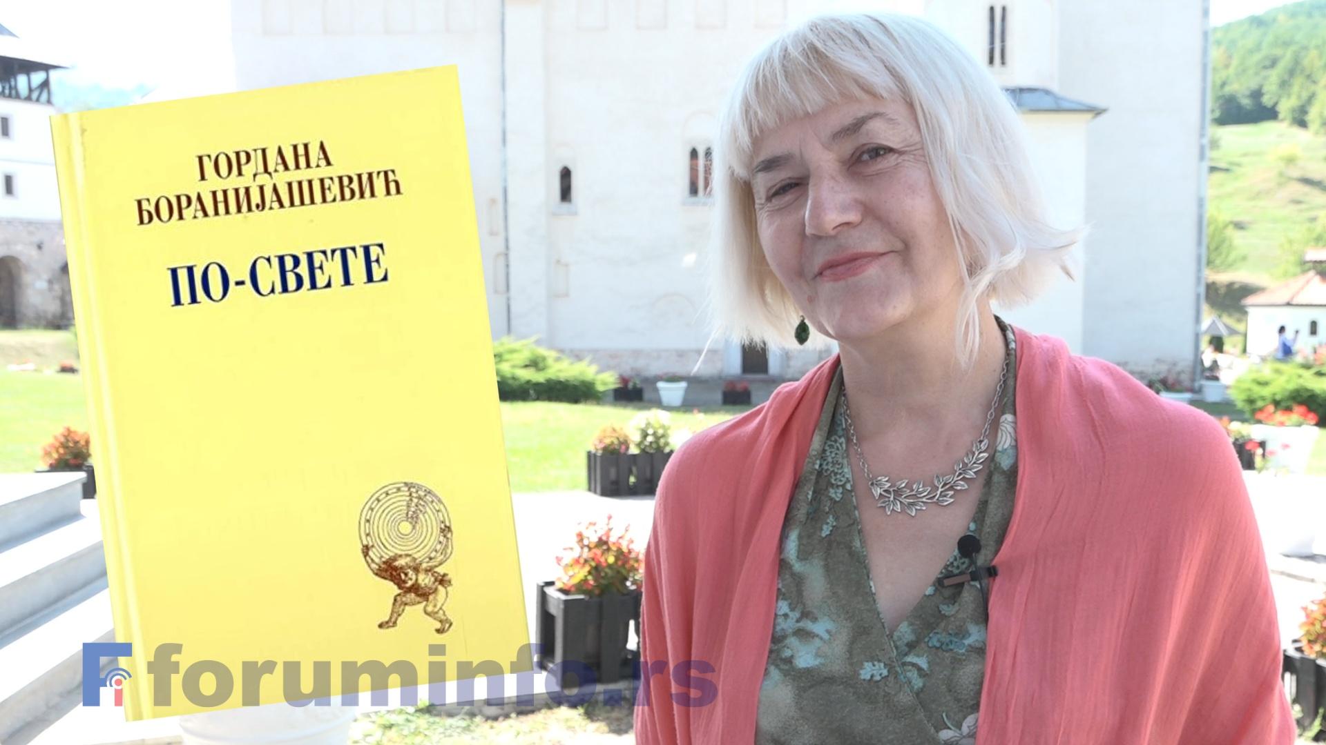 """Нова збирка поезије Гордане Боранијашевић """"По-свете"""" – Свакидашње, а јединствено и зачудно"""