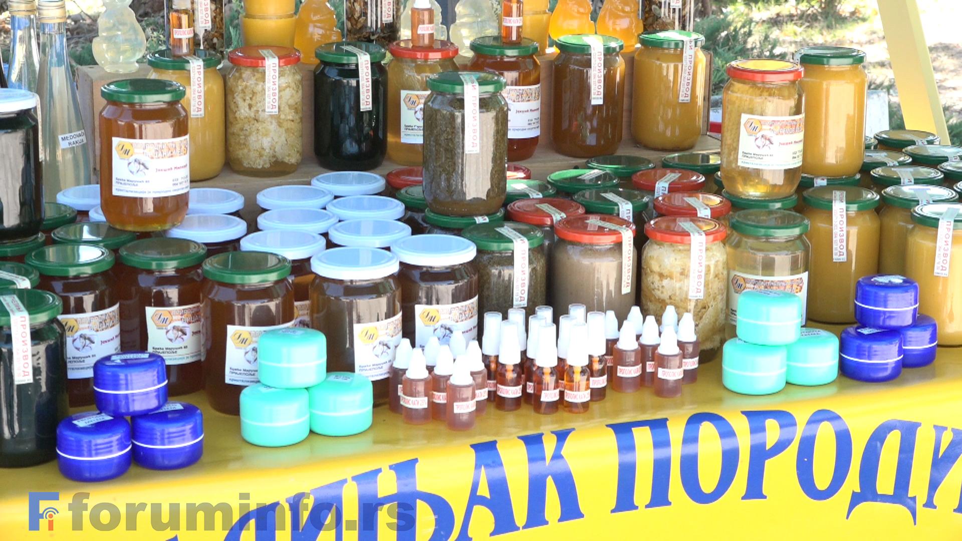 Мед је лек за дуг век 2021 – Најбољи принос имају они који селе своје кошнице