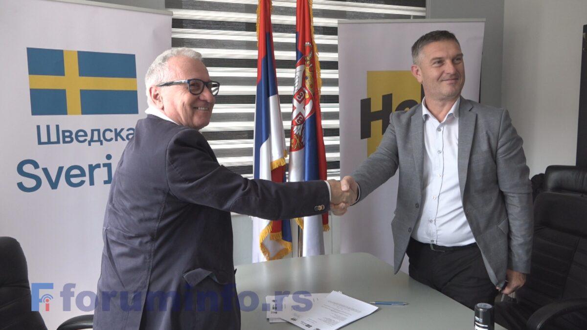 """Организација """"Хелп"""" и Општина Пријепоље: Подршка за 20 бизниса"""