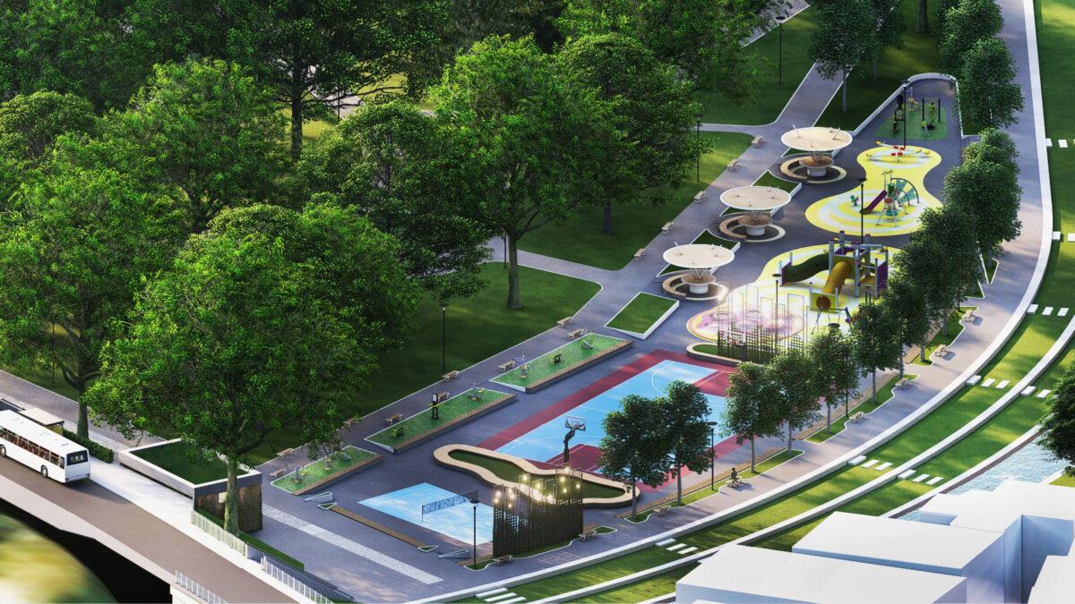 Шта све подразумева реконструкција Парка народних хероја?