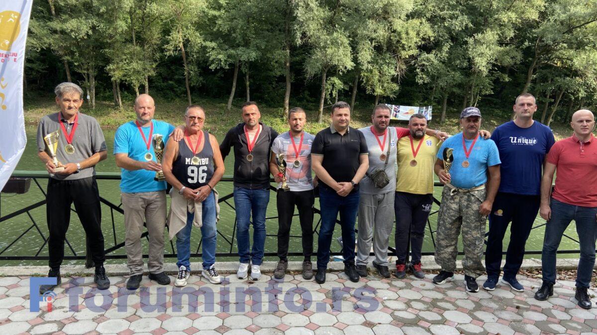 Пријепољски риболовци први у Бијелом Пољу