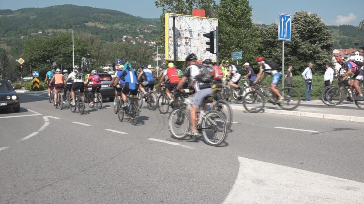 """Пријепоље домаћин 61. Међународне бициклистичке трке """"Кроз Србију"""""""