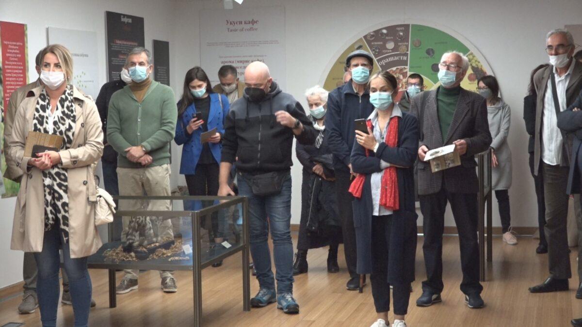 """Изложба """"Кафа, узбудљива прича о добром укусу"""" отворена у Музеју у Пријепољу"""