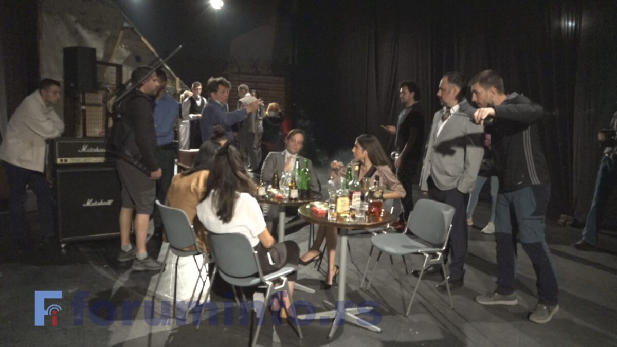 """Пријепољску премијеру филма """"Тома"""" одгледало више од 200 људи – у понедељак долази глумачка екипа"""